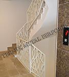 ferforje lazer kesim merdiven korkulugu kod: TMD-81