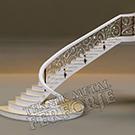 ferforje modern merdiven korkulugu kod: TMD-91