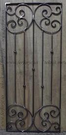 ferforje kapi motifleri kod: TFM-40