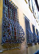 Ferforje El Isciligi Pencere Korkulugu Demir Kod: TPD-37