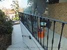 ferforje villa balkon korkuluk demiri kod: TBL-68