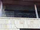 demir dovme balkon korkuluk demiri kod: TBL-54