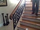 ferforje cnc lazer kesim-merdiven korkuluk kod: TMD-48