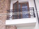 ferforje balkon demirleri kod: TBL-51