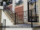 ferforje merdiven korkulugu kod: TMD-42