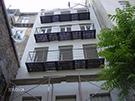 Balkon korkuluk demiri balkon zemin perfore sacdan Lazer kesim kod: TBL-06