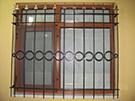 ferforje pencere korkuluk demiri altin varak boyali kod: TPD-24