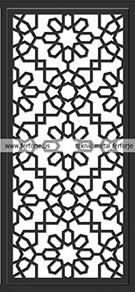 lazer kesim balkon motifleri en yeni motifler Teknik Metal Ferforje kod: TKM-29