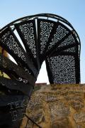 lazer kesim demir modern donel merdiven kod: TMD-100