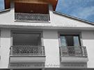 selcuklu deseni balkon korkuluklari kod: TBL-75