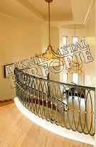 lazer kesim modern merdiven korkulugu kod: TMD-93