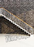 lazer kesim modern merdiven korkulugu kod: TMD-95