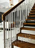 lazer kesim modern merdiven korkulugu kod: TMD-94