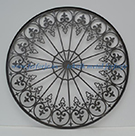 lazer kesim dekoratif tavan gobegi kod: TCNC-52