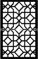 lazer kesim motifler Teknik Metal Ferforje kod: TKM-39