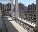 lazer kesim balkon  uygulamalar kod: TBL-63