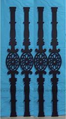 lazer kesim-merdiven-balkon-kapi-motifleri kod: TKM-52