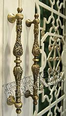 Modern kapi kolu Teknik Metal kod: TKR-17