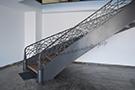 Doner merdiven celik konstruksiyonu kod: TCK-16