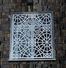 Lazer Kesim Pencere Korkuluk Demiri Kod: TPD-30