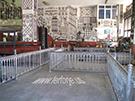 Aluminyum Dokum korkuluk ferforje korkuluk Modelleri Teknik Metal atolyede kod: TBL-20