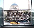 Selcuklu balkon korkuluk demirleri kod: TBL-50