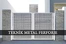Selcuklu Modeli Demir Camii Kapilari kod: TBC-58