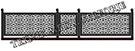 teknik metal ferforje balkon korkulu�u kod: BL-101