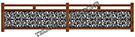 teknik metal ferforje balkon korkulugu kod: TBL-102