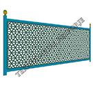 teknik metal ferforje balkon korkulugu kod: TBL-97