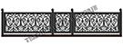 teknik metal ferforje balkon korkulugu kod: TBL-99