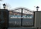 Ferforje El Isciligi Teknik Metal Bahce Kapi Modelleri kod: TBC-19