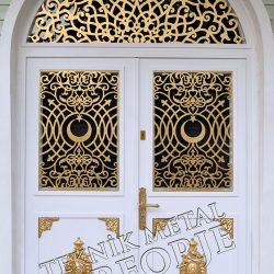 Ferforje Bina Kapısı Kod:BK-01