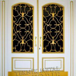 Ferforje Bina Kapısı Kod:BK-10