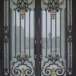Ferforje Bina Kapısı Kod:BK-14