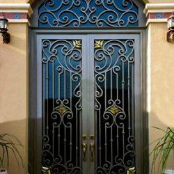 Ferforje Bina Kapısı Kod:BK-28