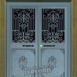 Ferforje Bina Kapısı Kod:BK-03