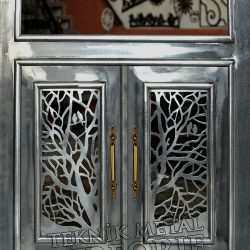 Ferforje Bina Kapısı Kod:BK-39