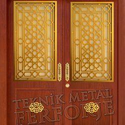 Ferforje Bina Kapısı Kod:BK-41