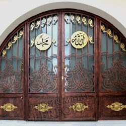 Ferforje Bina Kapısı Kod:BK-47
