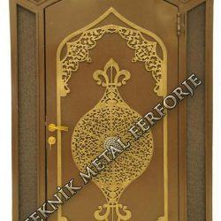 Ferforje Bina Kapısı Kod:BK-53
