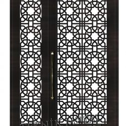 Ferforje Bina Kapısı Kod:BK-58