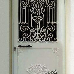 Ferforje Bina Kapısı Kod:BK-06