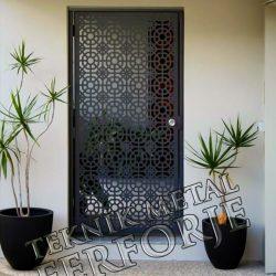 Ferforje Bina Kapısı Kod:BK-60