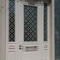 Ferforje Bina Kapısı Kod:BK-08
