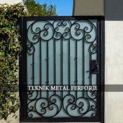 Ferforje Bahçe Kapısı Kod: BC-85
