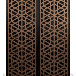 Lazer Kesim Kapı Motifi Kod:KM-17
