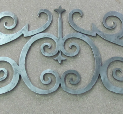 Lazer Kesim Kapı Motifi Kod:KM-07