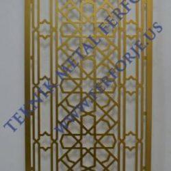 Lazer Kesim Kapı Motifi Kod:KM-08
