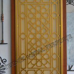 Lazer Kesim Kapı Motifi Kod:KM-02
